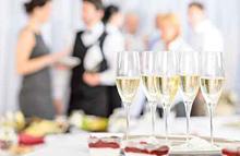 Serviettes pour les réceptions et buffets