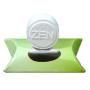 Le coussin cartonné pour présentation des pastilles Zen